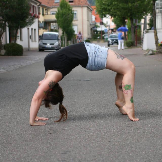 Yoga Persönlichkeitsentwicklung